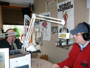 Dec. 6, 2009 on 103.7 The Buzz.